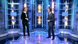 Sandrine Quétier dans 50 Minutes Inside - 20/10/12 - 04