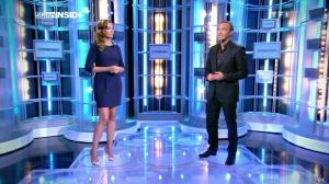 Sandrine Quétier dans 50 Minutes Inside - 22/09/12 - 04