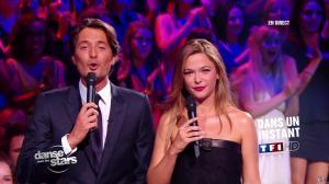 Sandrine Quétier dans Danse Avec les Stars - 06/10/12 - 01