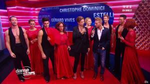 Sandrine Quétier dans Danse Avec les Stars - 20/10/12 - 04
