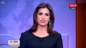 Sonia Mabrouk dans le 22h - 13/11/12 - 02