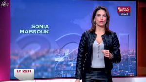 Sonia Mabrouk dans le 22h - 14/11/12 - 02