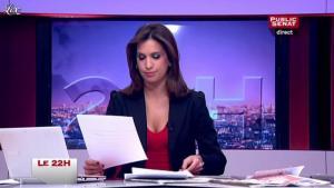 Sonia Mabrouk dans le 22h - 27/11/12 - 04