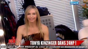 Tonya Kinzinger dans 24 H People - 02/03/11 - 01