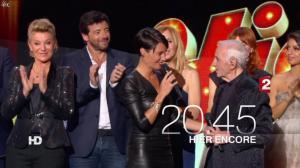 Alessandra Sublet dans une Bande-Annonce pour Hier Encore - 02/03/13 - 02