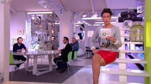 Alessandra Sublet dans C à Vous - 06/05/13 - 04