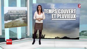 Anais Baydemir à la Météo - 04/04/13 - 03