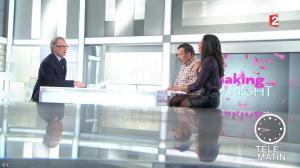 Anissa Arfaoui dans télématin - 21/02/13 - 02