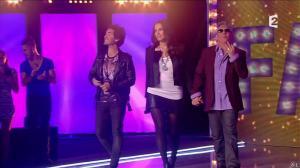 Elisa Tovati dans Un Air de Famille - 05/10/13 - 03