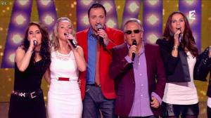 Elisa Tovati dans Un Air de Famille - 05/10/13 - 20