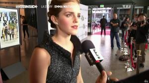 Emma Watson dans 50 Minutes Inside - 20/06/13 - 01