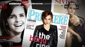 Emma Watson dans 50 Minutes Inside - 20/06/13 - 04