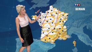 Evelyne Dhéliat à la Météo de 20 H - 24/07/13 - 01