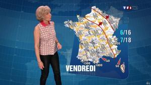 Evelyne Dhéliat à la Météo de 20h - 15/05/13 - 02