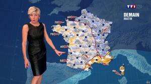 Evelyne Dhéliat à la Météo de de 20h - 05/11/13 - 01