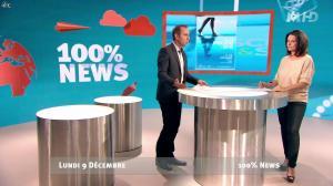 Faustine Bollaert dans 100 Mag - 09/12/13 - 04