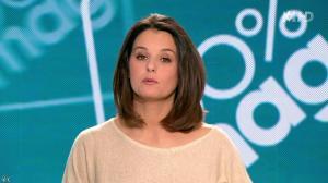 Faustine Bollaert dans 100 Mag - 09/12/13 - 06