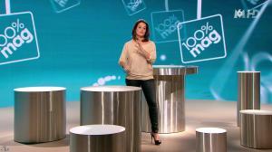 Faustine Bollaert dans 100 Mag - 09/12/13 - 09