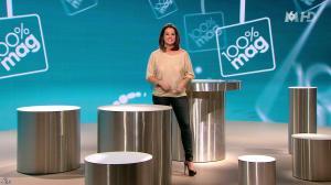 Faustine Bollaert dans 100 Mag - 09/12/13 - 10