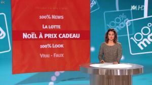 Faustine Bollaert dans 100 Mag - 13/12/13 - 09