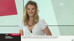 France Pierron dans Menu Sport - 02/08/13 - 06