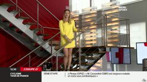 France Pierron dans Menu Sport - 03/07/13 - 02