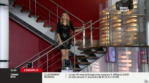 France Pierron dans Menu Sport - 04/11/13 - 02