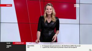 France Pierron dans Menu Sport - 04/11/13 - 06