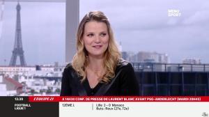 France Pierron dans Menu Sport - 04/11/13 - 07