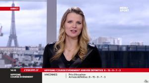 France Pierron dans Menu Sport - 04/11/13 - 08