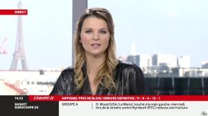 France Pierron dans Menu Sport - 05/12/13 - 10