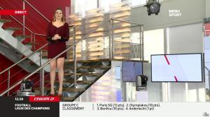 France Pierron dans Menu Sport - 11/12/13 - 02