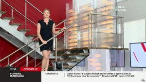 France Pierron dans Menu Sport - 12/07/13 - 03