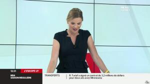 France Pierron dans Menu Sport - 12/07/13 - 04