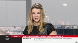 France Pierron dans Menu Sport - 12/12/13 - 07