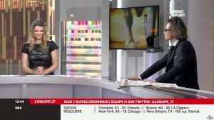 France Pierron dans Menu Sport - 12/12/13 - 10
