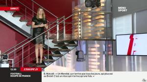 France Pierron dans Menu Sport - 14/11/13 - 02
