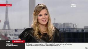 France Pierron dans Menu Sport - 14/11/13 - 06
