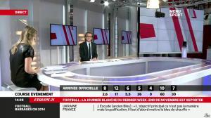 France Pierron dans Menu Sport - 14/11/13 - 07