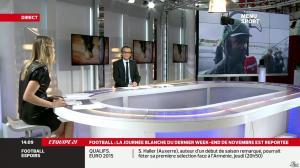 France Pierron dans Menu Sport - 14/11/13 - 08