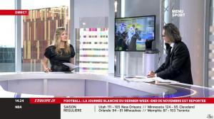 France Pierron dans Menu Sport - 14/11/13 - 10
