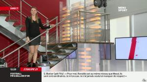 France Pierron dans Menu Sport - 30/10/13 - 02