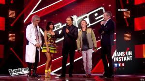 Jenifer Bartoli dans Teaser The Voice - 13/04/13 - 01