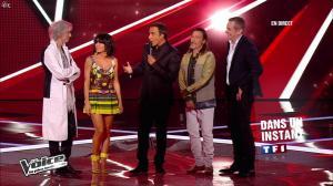 Jenifer Bartoli dans Teaser The Voice - 13/04/13 - 02