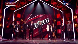 Jenifer Bartoli dans Teaser The Voice - 18/05/13 - 01