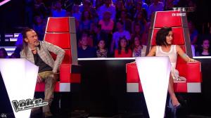 Jenifer Bartoli dans The Voice - 11/05/13 - 03
