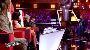 Jenifer Bartoli dans The Voice - 11/05/13 - 04