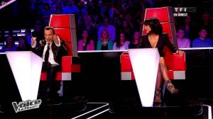 Jenifer Bartoli dans The Voice - 18/05/13 - 08