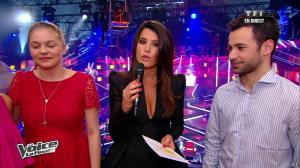 Karine Ferri dans The Voice - 18/05/13 - 03