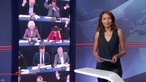 Leïla Kaddour Boudadi au JT d'Arte - 03/07/13 - 03